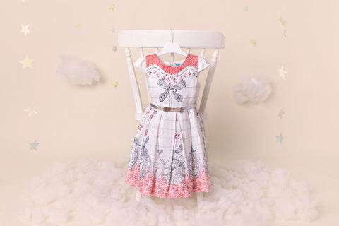 Cliona - Girls Dress - Girls Party Dress