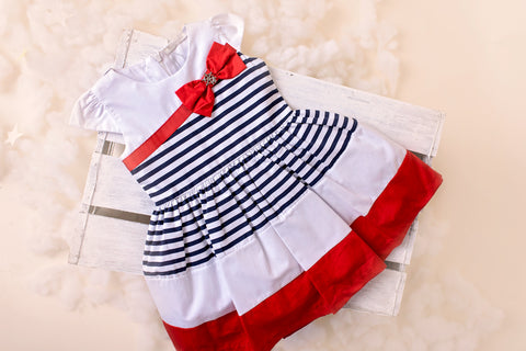Megan - Girls Dress - Girls Party Dress