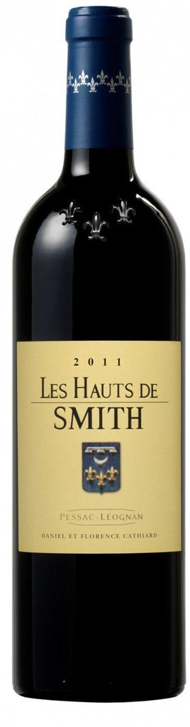 Les Hauts de Smith, 2e Vin du Chateau Smith Haut Lafitte, Pessac Leognan, 2015