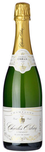 Champagne Charles Orban, Blanc de Noirs Brut