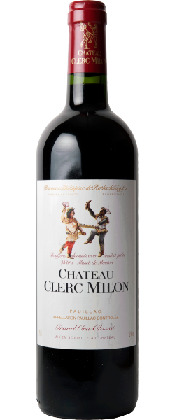 Chateau Clerc Milon, 2000