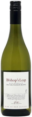 Bishop's Leap, Sauvignon Blanc, Marlborough, 2015
