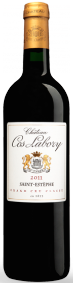 Chateau Cos Labory, Saint Estephe, 2011
