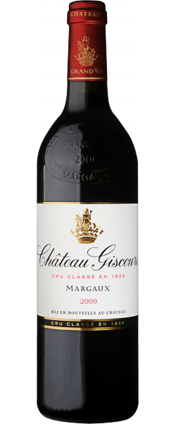 Chateau Giscours, Margaux, 2016