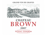 "Chateau Brown, Pessac-Léognan, 150 cl ""Magnum"", 2016"