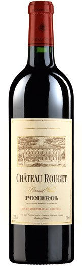 "Chateau Rouget, Pomerol, 300 cl ""Double Magnum"", 2012"