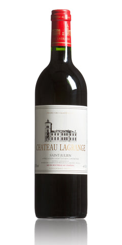 Chateau Lagrange, 3ème Grand Cru Classé, Saint Julien, 1981