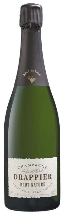 Champagne Drappier, Brut Nature Zéro Dosage