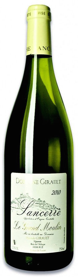 "Domaine Girault, ""Le Grand Moulin"", Sancerre, 2013"