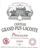 "Chateau Grand Puy Lacoste, 2012, 150 cl, ""Magnum"""