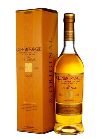 "Whisky Glenmorangie ""The Original "", 10 ans 40%, Highlands, Ecosse"