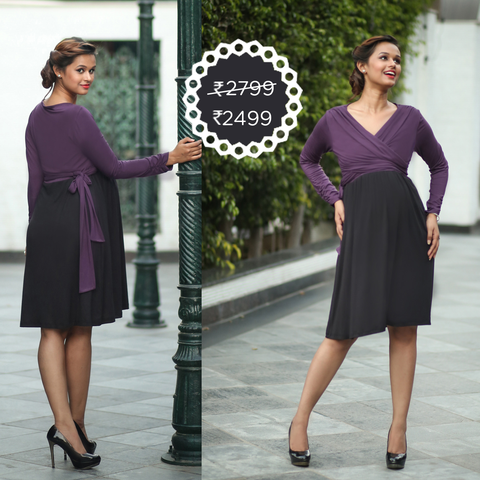 Momzjoy Dresses Pregnancy Fashion Online India