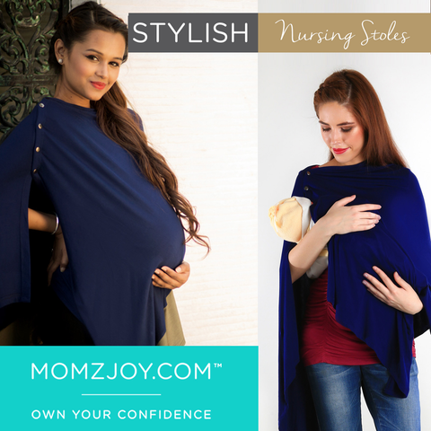 Momzjoy Nursing Stoles Online Maternity Fashion India
