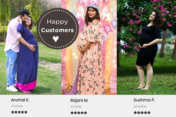 aee1c6e0dd0e3 Buy Maternity Clothes, Pregnancy And Nursing Wear Online In India ...
