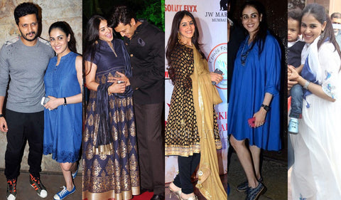 momzjoy genelia pregnancy maternity clothes