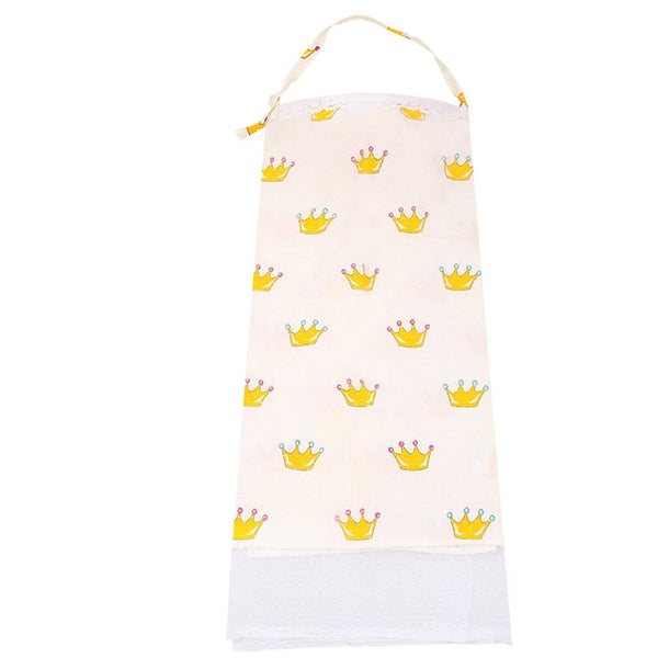 Yellow Crown Breastfeeding Cover - MOMZJOY.COM