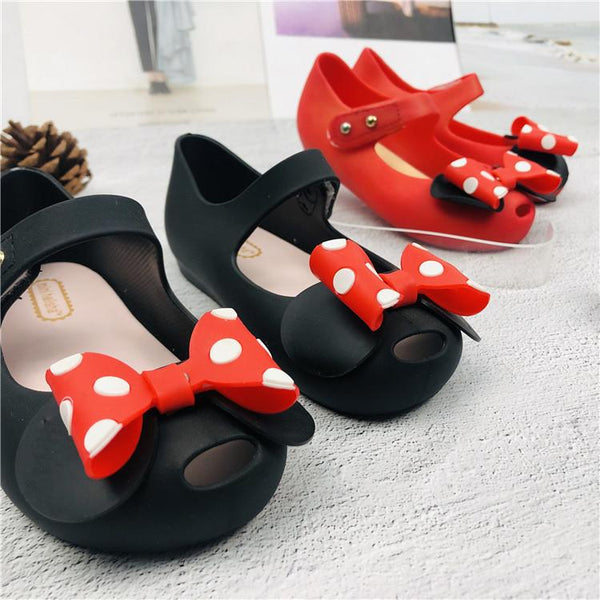Minnie Bow Black Bellies (2.5-5 Yrs)