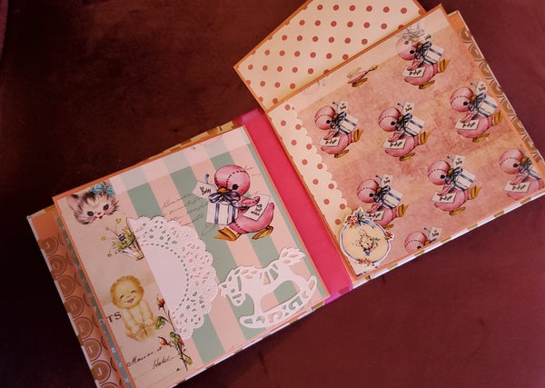 Baby Duck Record Book - MOMZJOY.COM