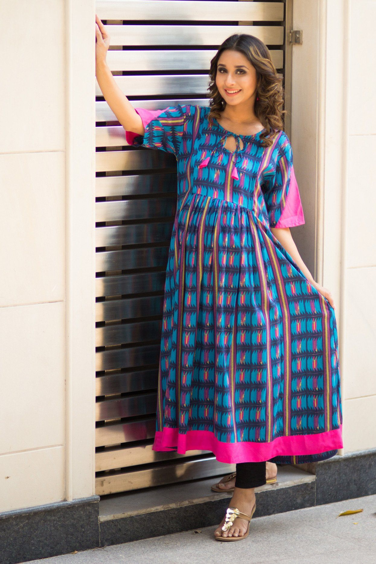 Maternity Nursing Feeding Kurta Pregnancy Dress India Online Momzjoy