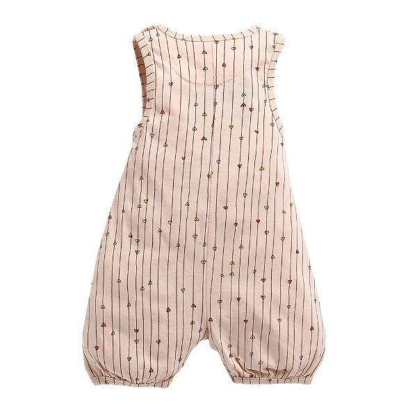 Baby Rose Playsuit (0-24 months) - MOMZJOY.COM