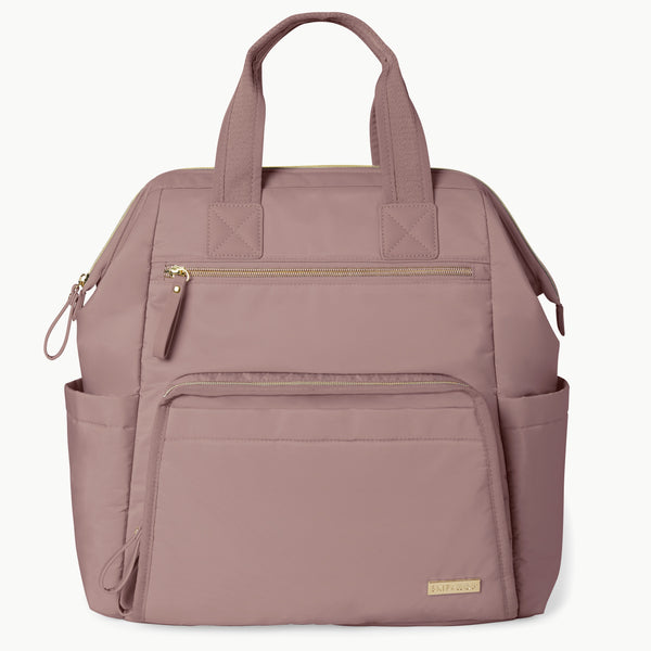 Dusty Rose-Mainframe Backpack