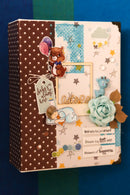 Handcrafted Newborn Baby Boy Book - MOMZJOY.COM