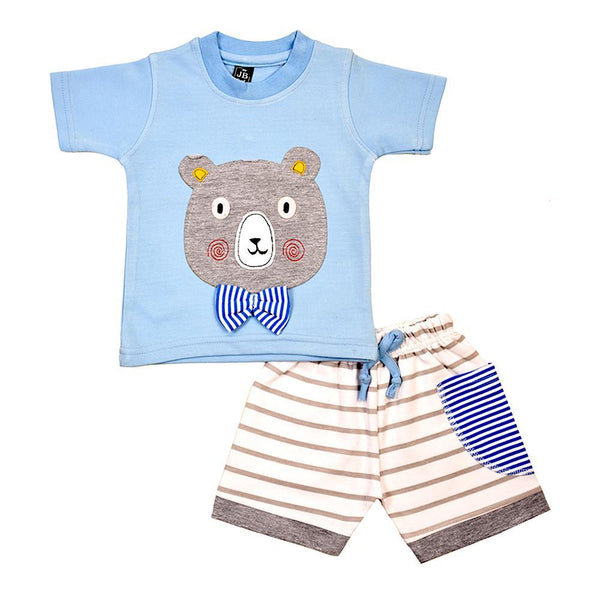 Playful Baby Set of 3 (0-18m)