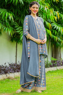 Mystical Maternity & Nursing Suit Set (3 pc)