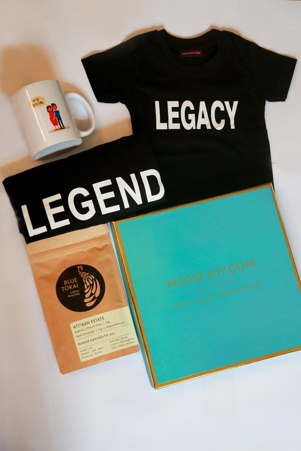 Momzjoy Dad-To-Be Legend Box - MOMZJOY.COM