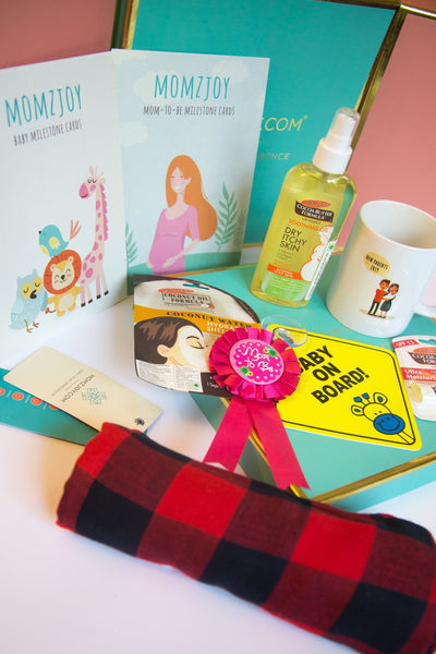 Momzjoy Baby Shower Box - MOMZJOY.COM