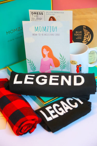 Momzjoy Parents-To-Be Legend Box