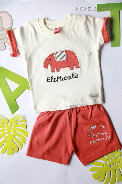 Baby Merry Safari Set of 3 (0-18m)