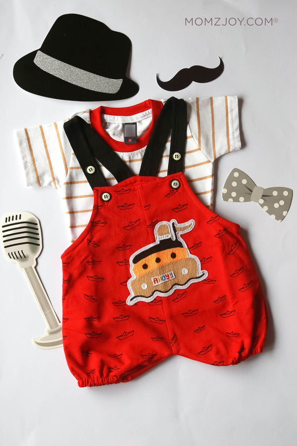 Ahoy Baby Set of 3 (0-18m)