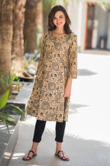 Worli Moonflower Nursing Kurta