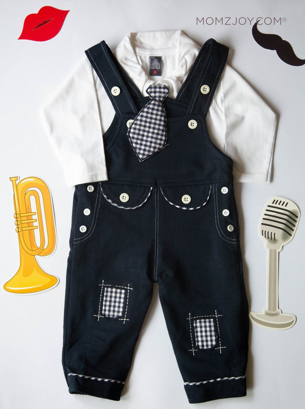 Little Man Set of 3 (0-18m)