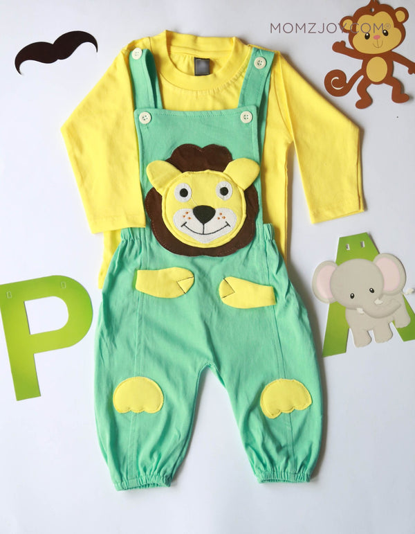 Baby African Safari Set of 3 (0-18m)