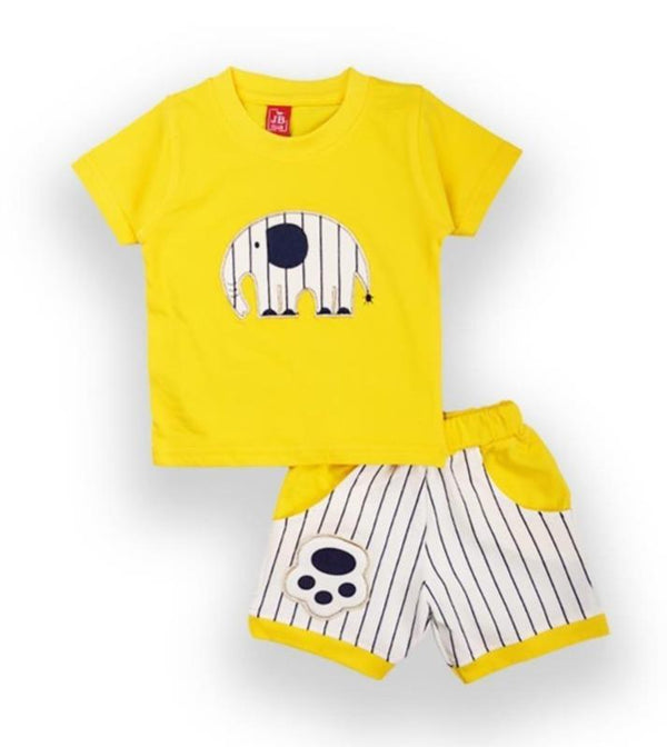 Circus Shorts Set of 3 (0-18m)