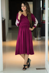 Buy online Momzjoy maternity dresses, pregnancy wear, nursing clothes