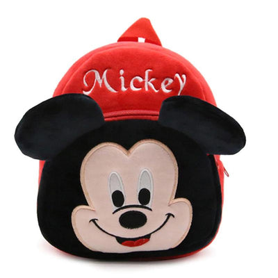 Cute Mickey 3D Toddler Backpack - MOMZJOY.COM