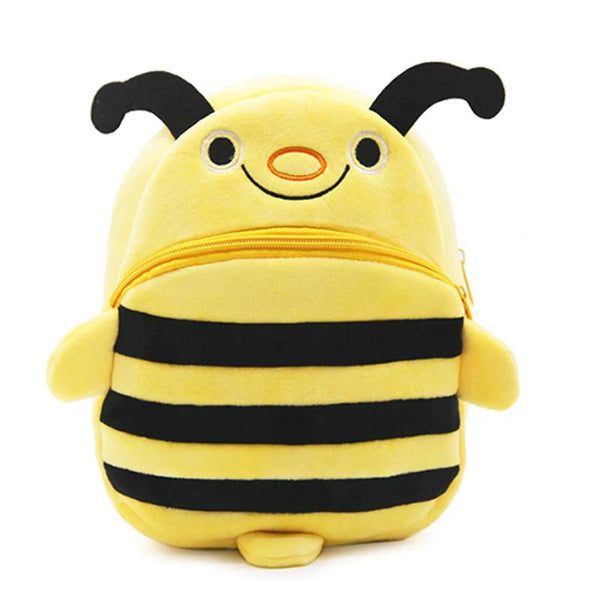 Cute Yellow Bumble 3D Toddler Backpack - MOMZJOY.COM