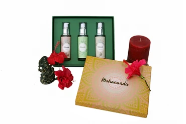 Solarized Herbal Blend - Gift Pack - 3-in-1 (All Hair Type, Anti Hair fall, Organic Walnut Oil)