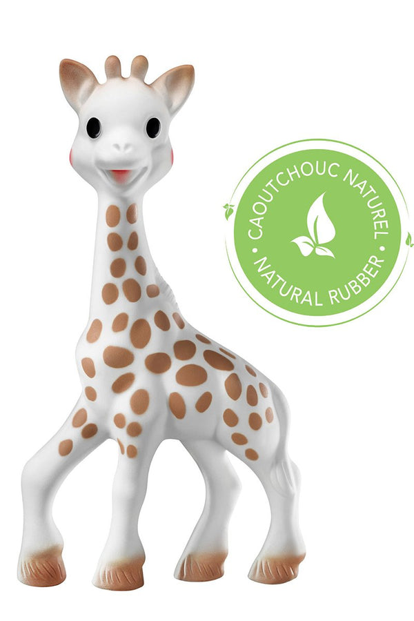 Sophie La Girafe Teether (100% Natural Rubber)
