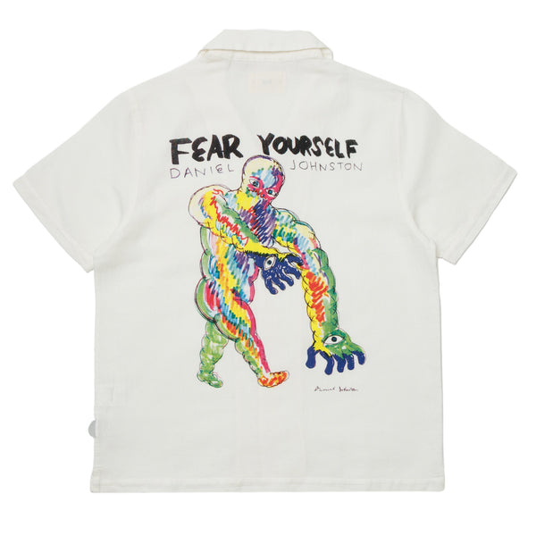 Folk x Daniel Johnston SS Shirt - Fear Yourself