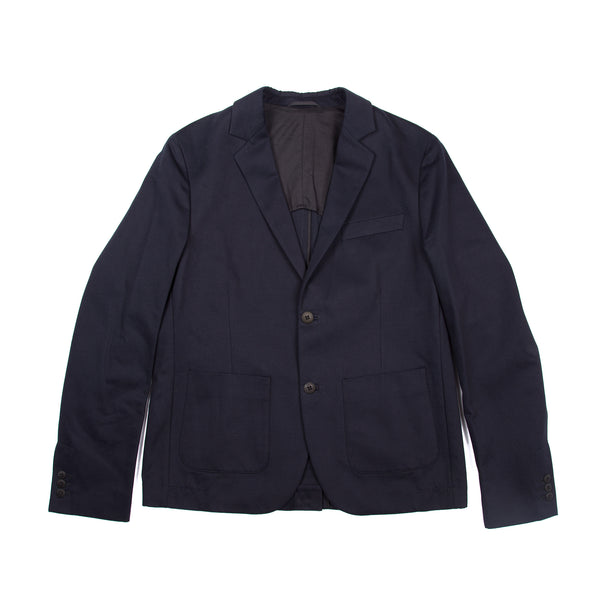 Patch Counter Jacket - Midnight