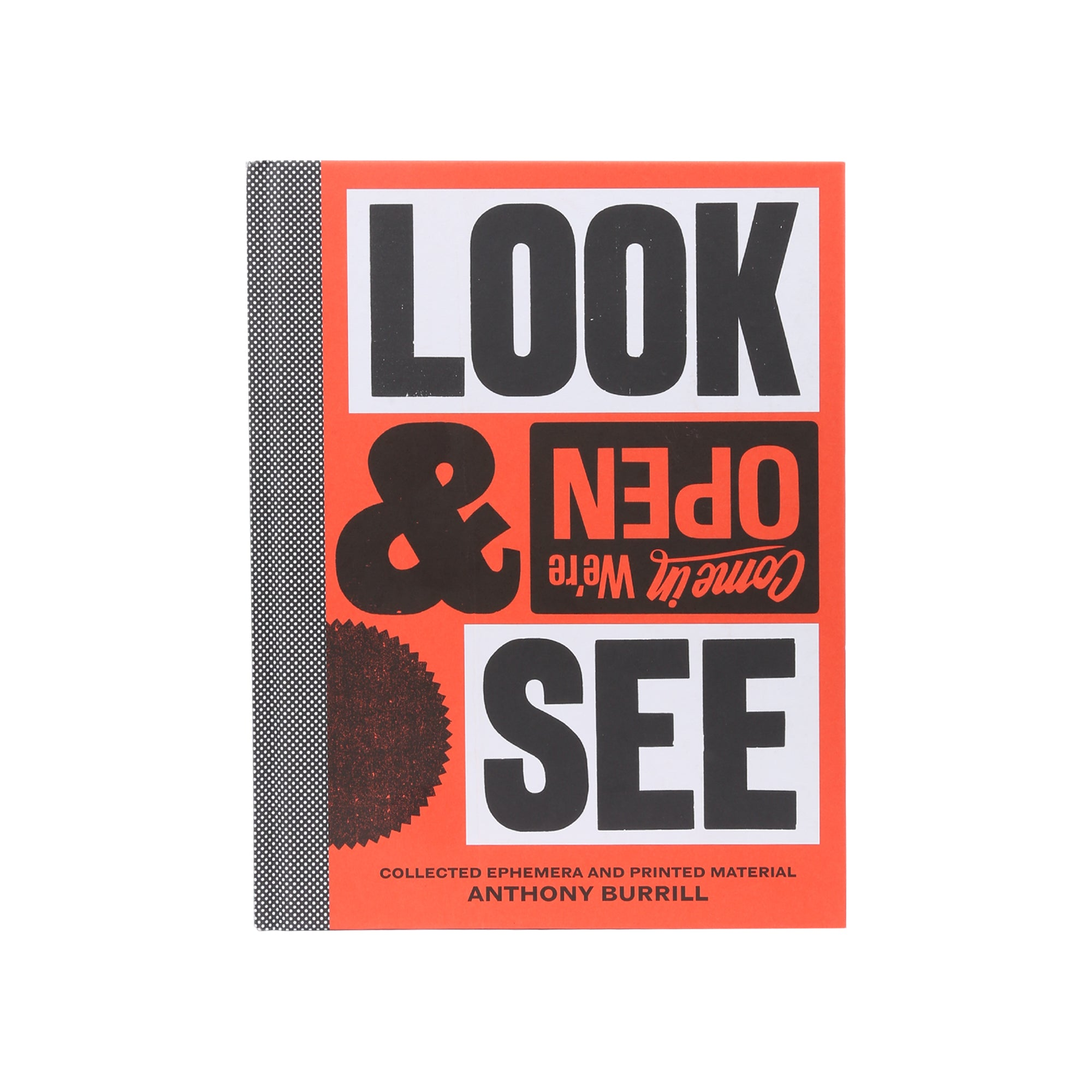 Anthony Burrill - Look & See