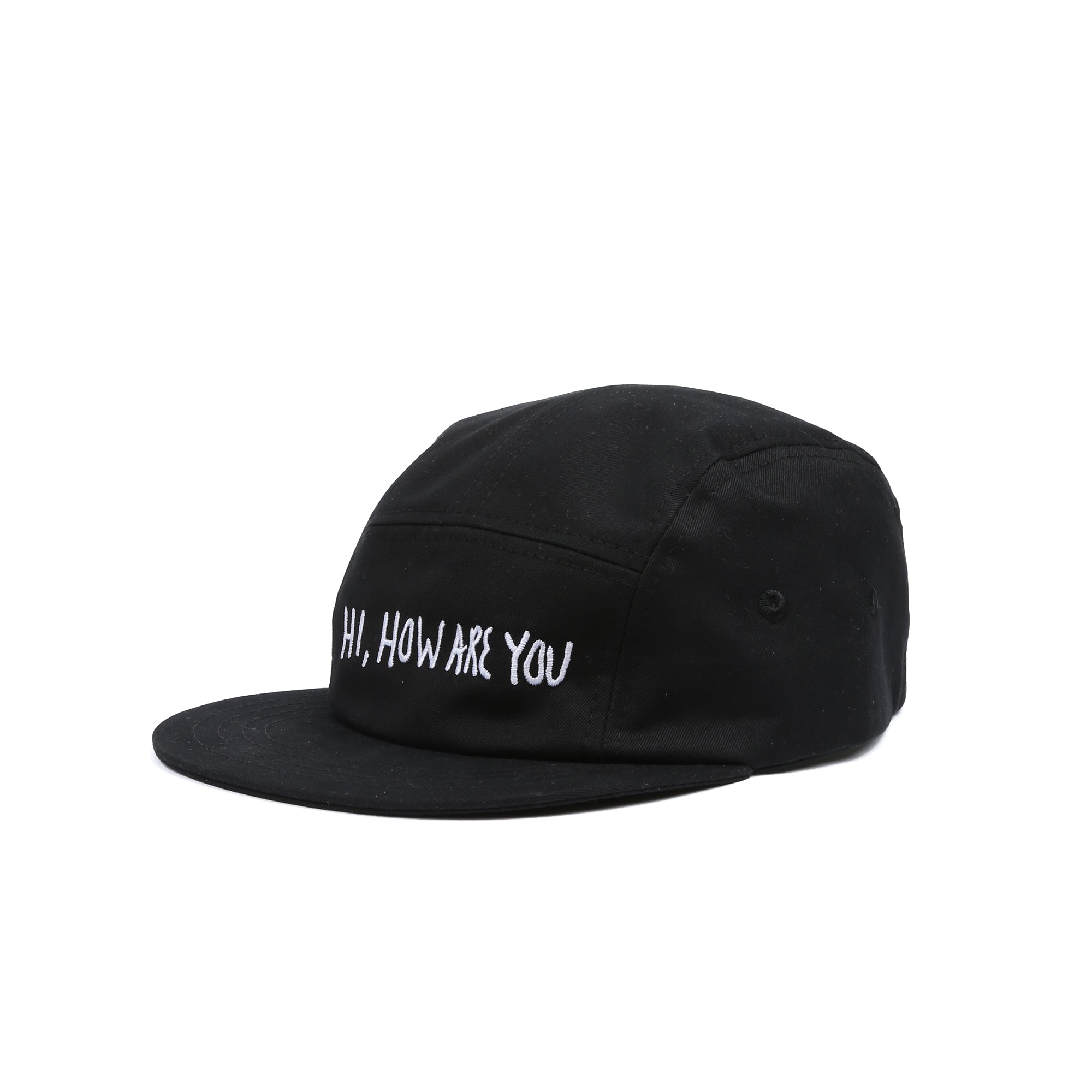 Folk x Daniel Johnston Cap - Black