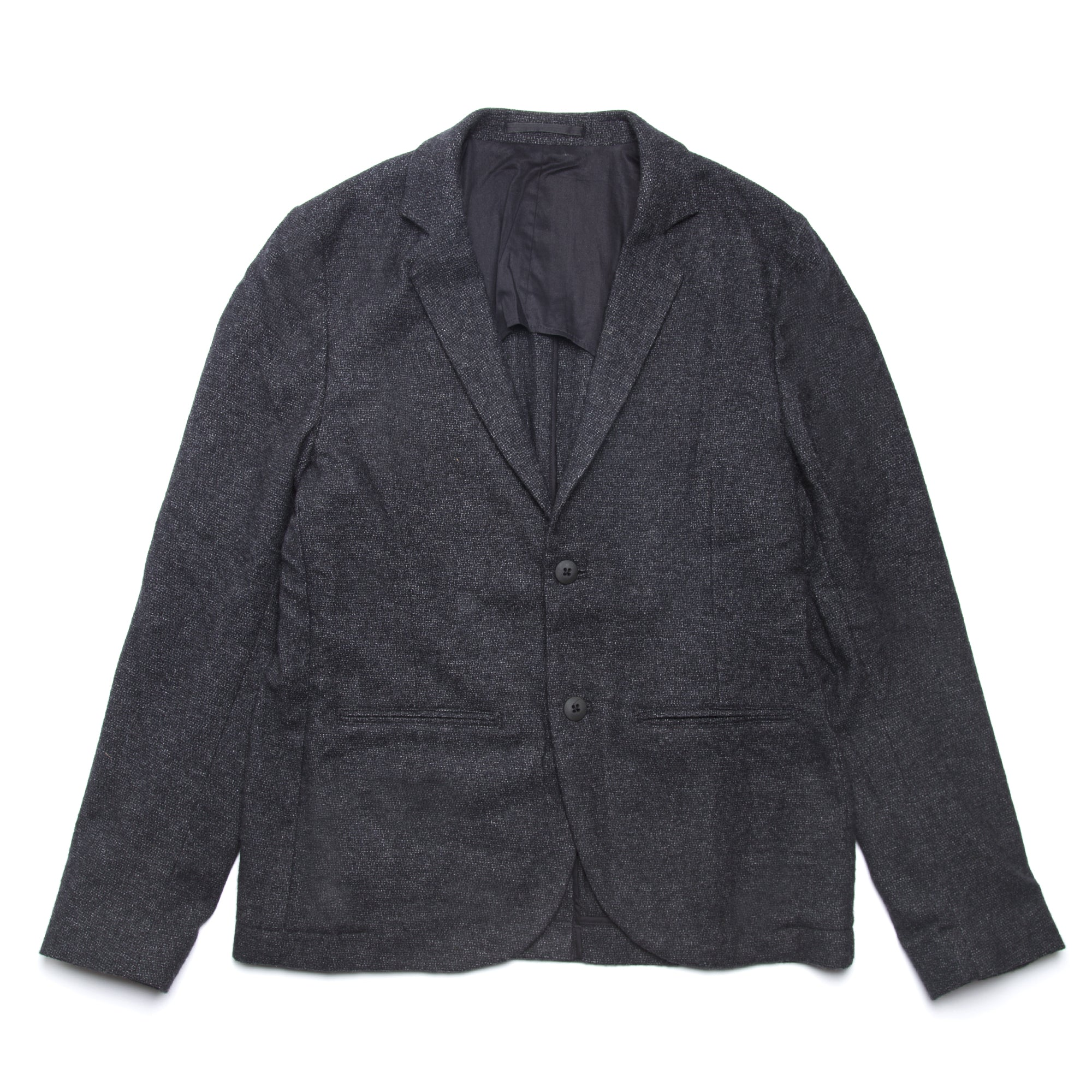Counter Jacket - Charcoal Fleck