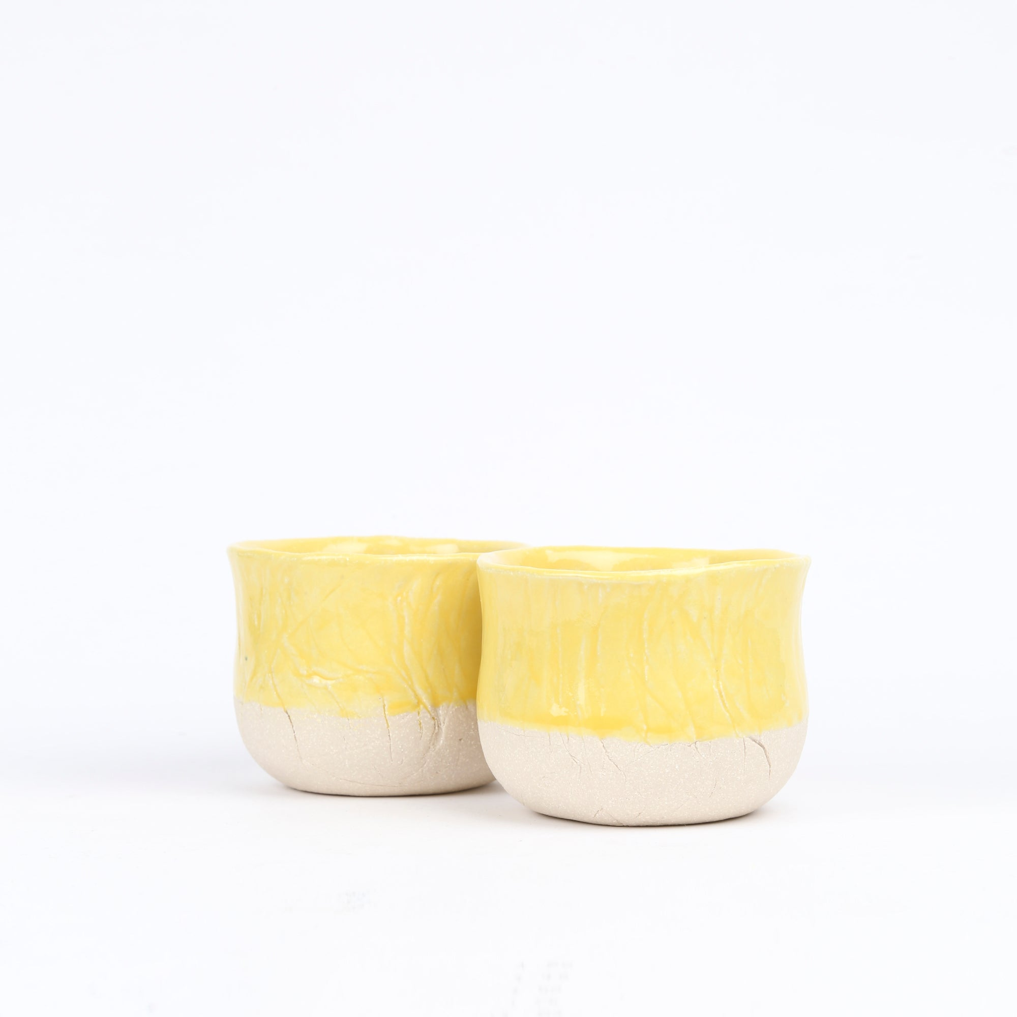 Kana Tea Cup in Yellow