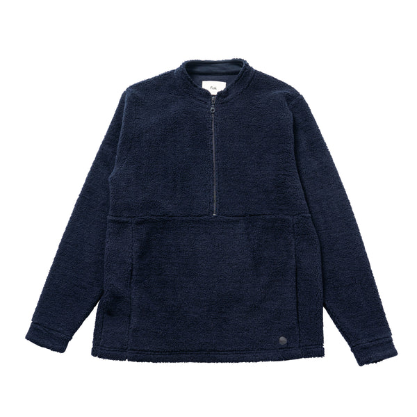 Fleece Funnel - Navy