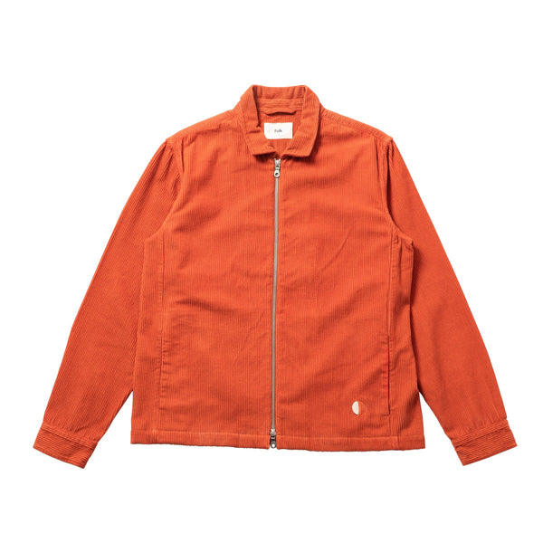 Signal Jacket - Brick Red